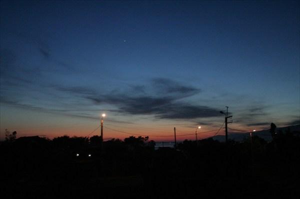 Южная ночь в цивилизации