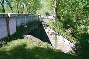 Мост через заброшенную и забытую ж/д