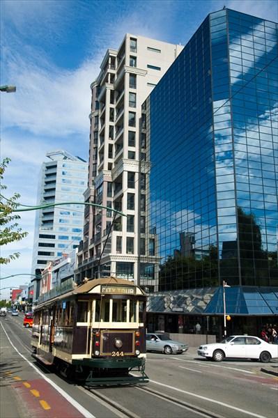 Достопримечательности города Christchurch