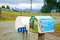 Типичные почтовые ящики