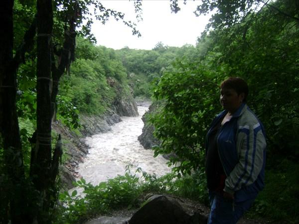 Кавказ, река Белая
