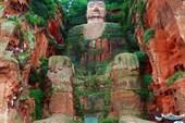 Скульптура Сидячего Будды