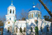 Воскресенская кладбищенская церковь