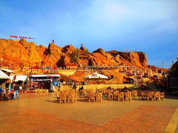 Большой восточный базар Old Market (Шарм-эль-Шейх)