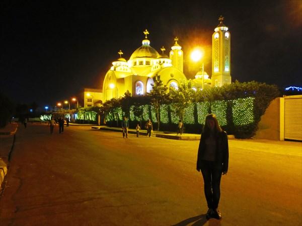 Кафедральная церковь Небожителей (Коптская церковь) (Шарм-эль-Ше