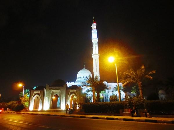 Мечеть Эль-Мустафа (Шарм-эль-Шейх)