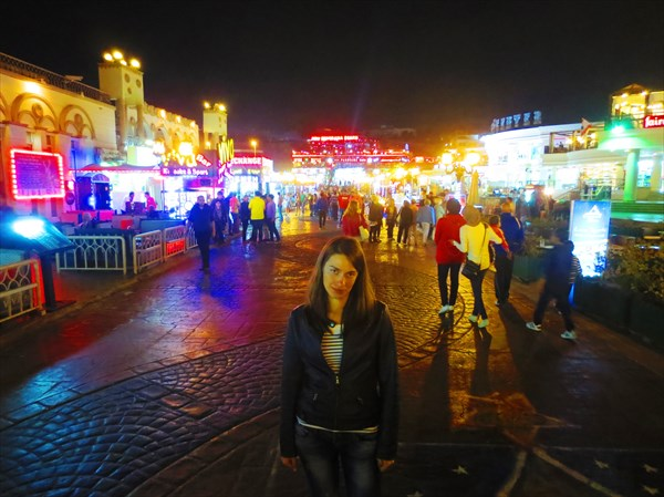 Торговая улица Наама Бей (Шарм-эль-Шейх)