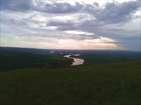 Что там за Байкалом