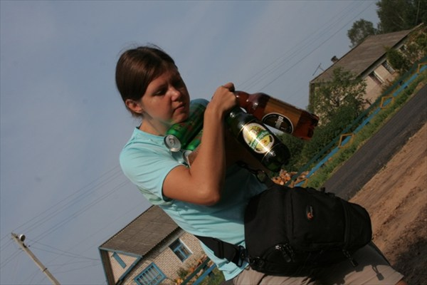 несем пиво