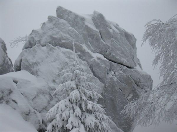 Снег, мороз и втер...