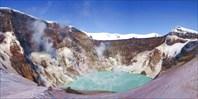 Юг Камчатки зимой