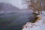Горячая река под Ходуткой