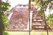 Древний город майя Тикаль