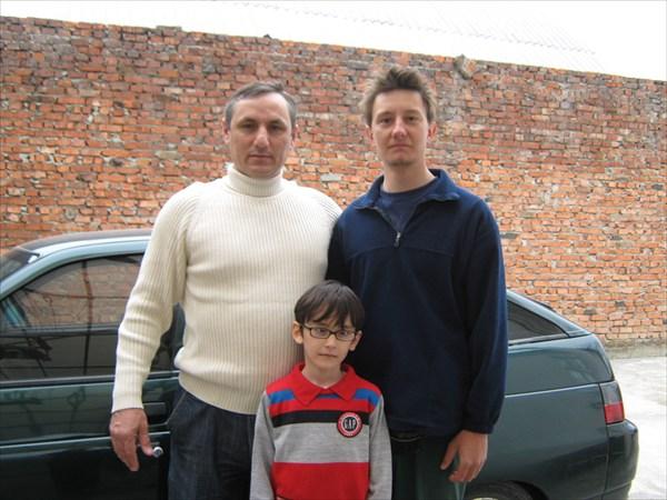 Муслим Долаев - у него я гостил все дни пребывания в Чечне