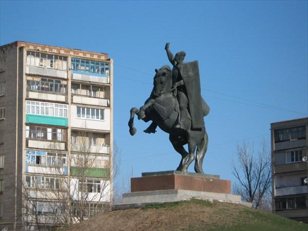 Памятник Городовикову