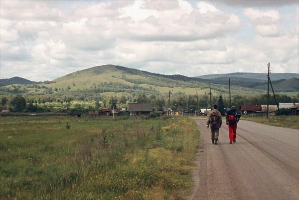 Посёлок Октябрьское
