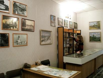 Экспозиция история города
