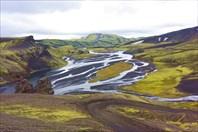На велосипедах по Исландии