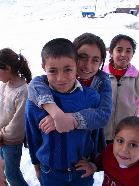 курдские дети
