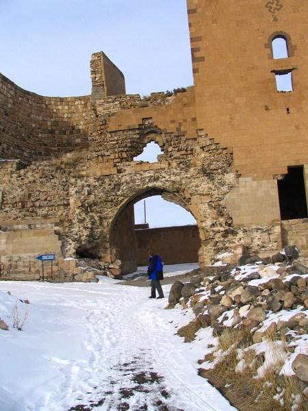 асланские ворота