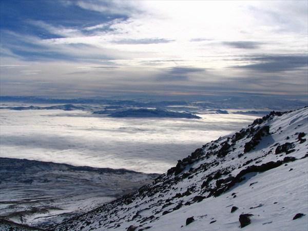 юго-восточные склоны Арарата
