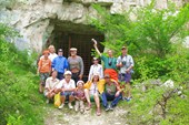 рукотворные пещеры