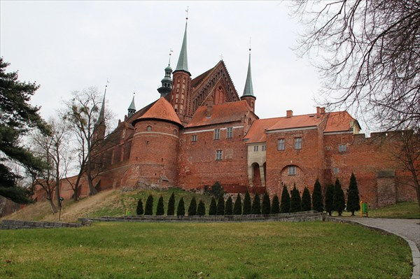 Фромборгский замок