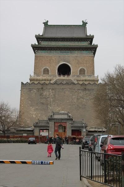 Башня колокола