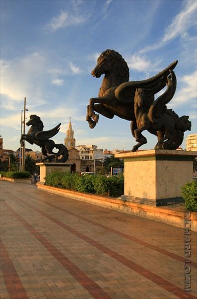 Картахена. Колумбия
