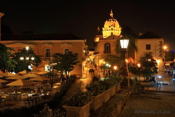 Кафедральный собор. Картахена . Колумбия