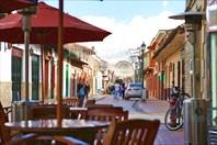 Колумбия. На север от Боготы и Карибы
