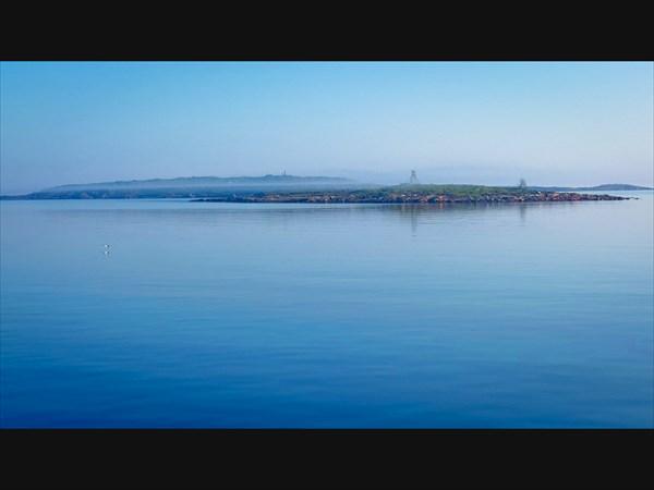 Где-то в Белом море.