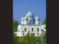 Белозерск. Церковь Успения (1553г)