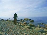 Вано ищет камни