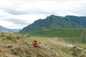 Вид на долину Чуи.