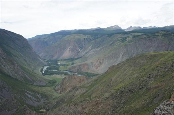 Долина Чулышмана.