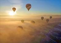 Полеты над Каппадокией