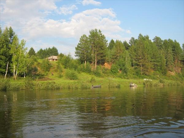 Село Средняя Олёкма
