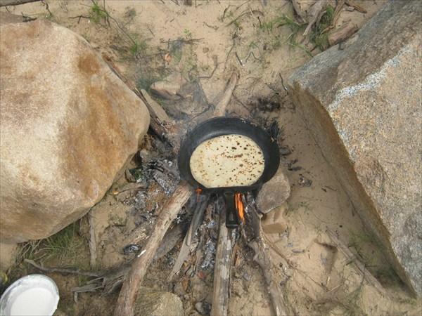 Мой походный хлеб