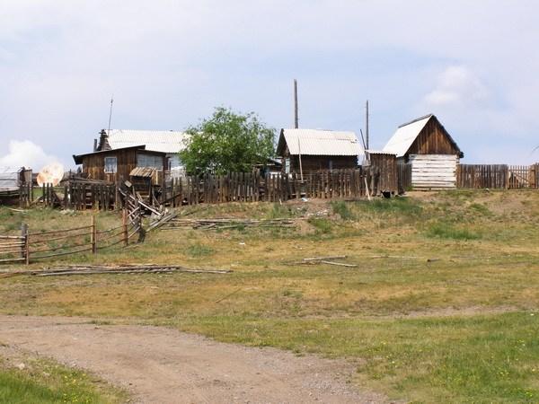 Усть-Джилинда