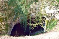 Воронцовские пещеры февраль 2018.