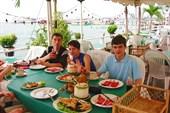 Морской ресторан, Паттайя