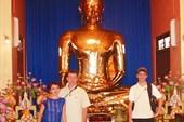 Храм Золотого Будды (Wat Trai Mit)