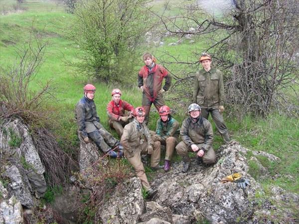 Новичковый поход на Караби. Весна 2008, рук. Маслов