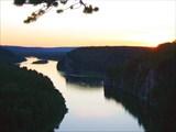Река Вишера, Камень Писаный