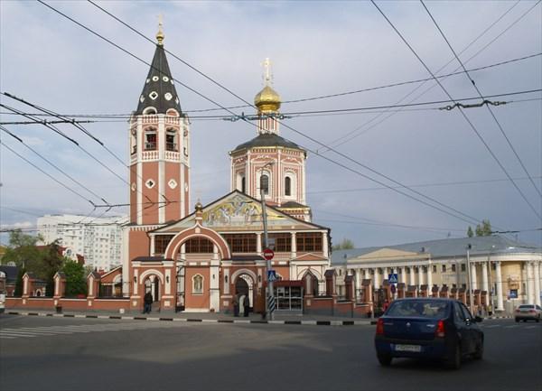 Музейная площадь и Троицкий Собор