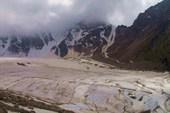 А это сам ледник
