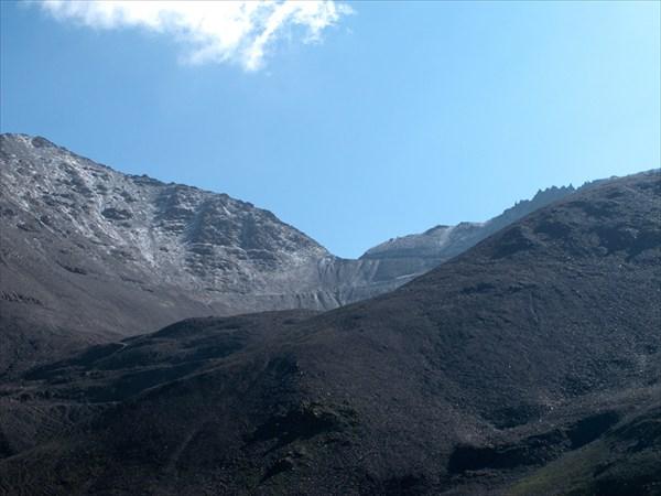 Перевал Кегеты