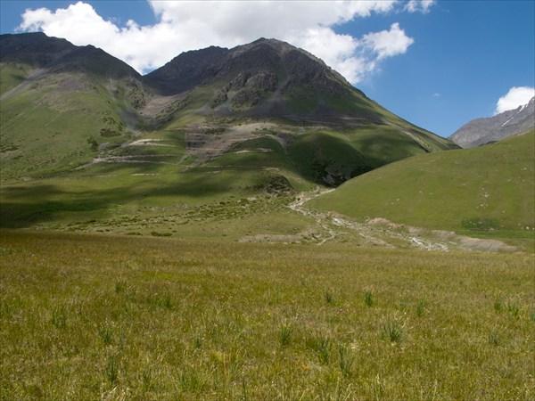 Серпантин в Казахстан