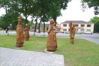 В Ружанах